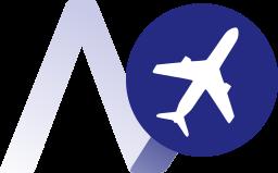 Logo Alpha Top Depart Agence Voyage