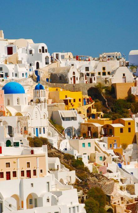 Voyage en Grèce