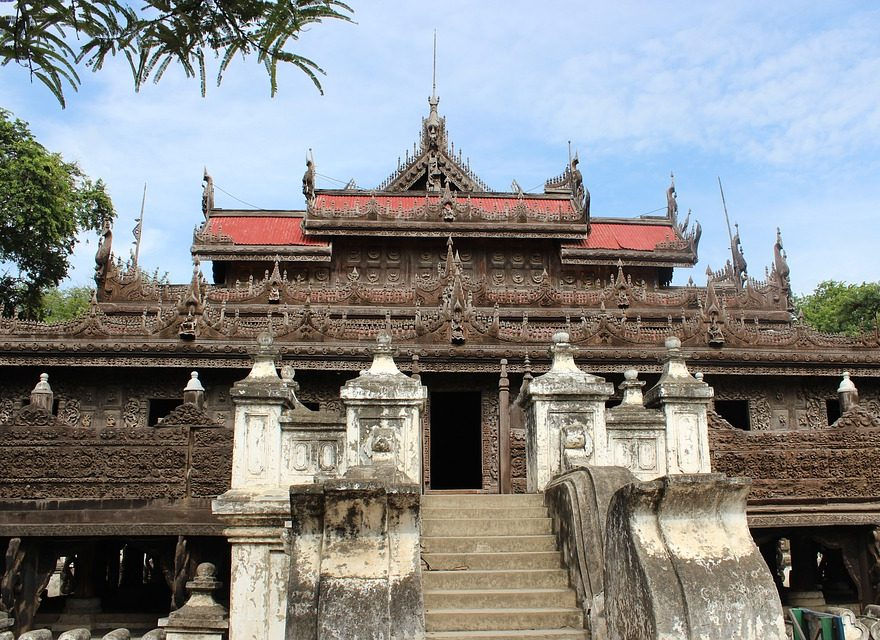 Voyage en Birmanie Asie