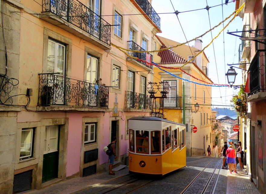 Voyage au Portugal
