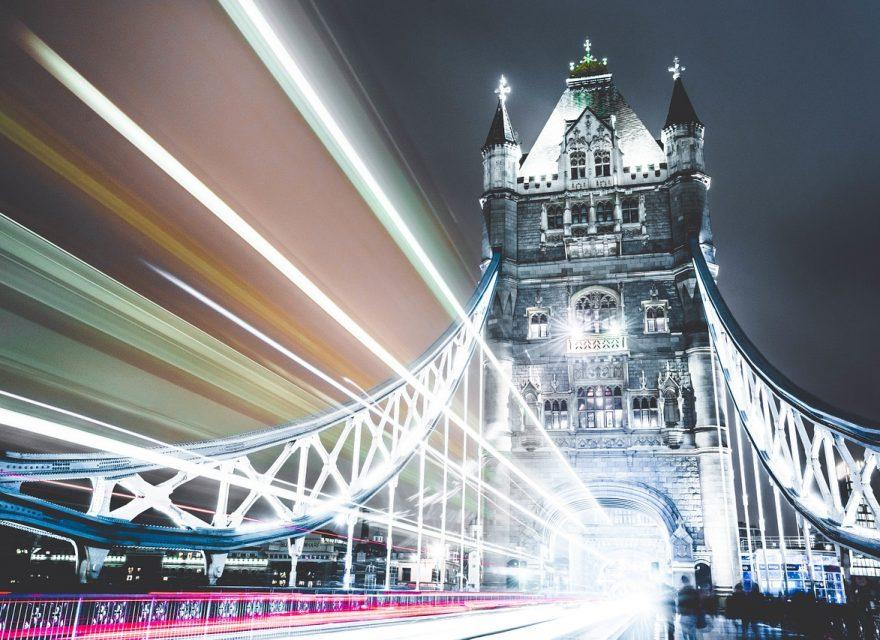 Voyage en Grande-Bretagne