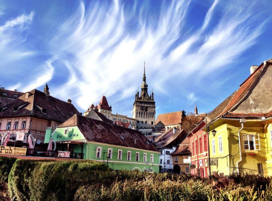 Voyage en Roumanie